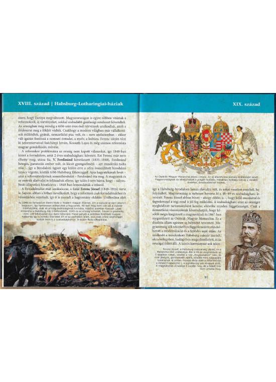 Magyar uralkodók (B5)
