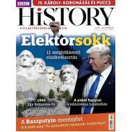 BBC History világtörténelmi magazin 6/12 - Elektrosokk  -  11 Meghökkentő elnökválasztás.