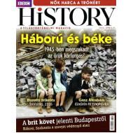 BBC History világtörténelmi magazin 6/4 - Háború és béke