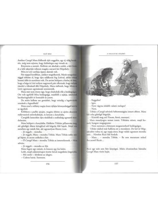 Ágról szakadt tóbiás II. kötet / Lilia szeme