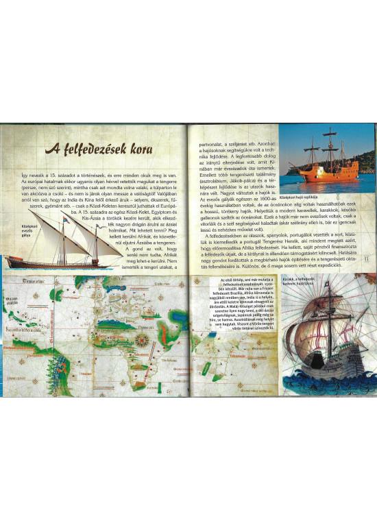 Földrajzi felfedezések a világ körül