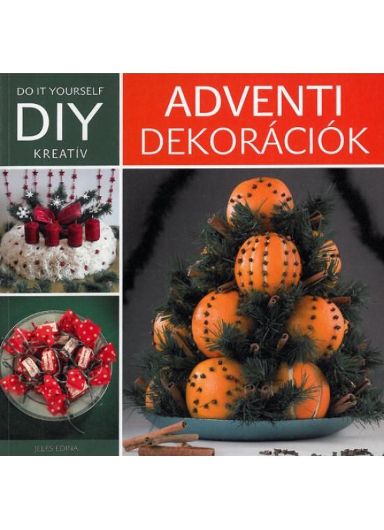 DIY Adventi dekorációk
