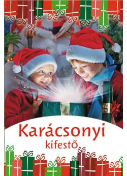 Karácsonyi kifestő