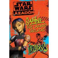 Star Wars - Lázadók: Sabine, egy lázadó vázlatai