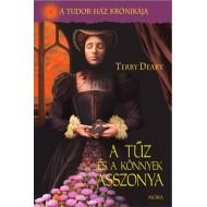 A tűz és a könnyek asszonya - A Tudor-ház krónikája