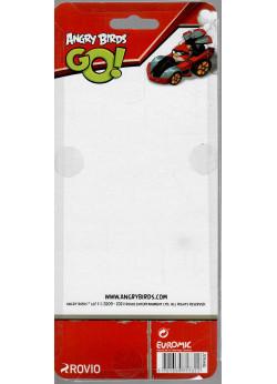 Ceruzaszett-Angry Birds Go!/ 1dbceruza, hegyező, radír, vonalzó - fekete - írószer