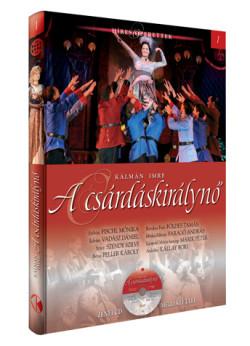 Híres operettek sorozat, 1. kötet  A csárdáskirálynő - Zenei CD melléklettel