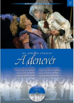 Híres operettek sorozat, 10. kötet  A denevér