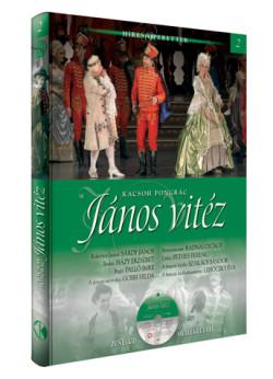 Híres operettek sorozat, 2. kötet  János vitéz - Zenei CD melléklettel