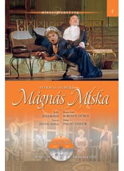 Híres operettek sorozat, 4. kötet  Mágnás Miska - Zenei CD melléklettel