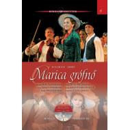 Híres operettek sorozat, 6. kötet  Marica grófnő - Zenei CD melléklettel
