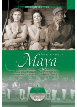 Híres operettek sorozat, 7. kötet  Maya - Zenei CD melléklettel