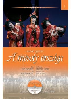 Híres operettek sorozat, 9. kötet  A mosoly országa - Zenei CD melléklettel