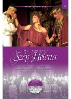Híres operettek sorozat, 8. kötet  Szép Heléna - Zenei CD melléklettel