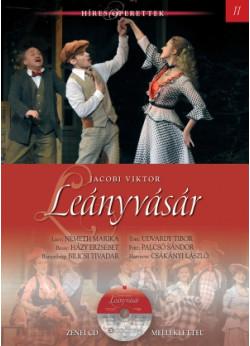 Híres operettek sorozat, 11. kötet  Leányvásár - Zenei CD melléklettel