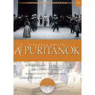 Világhíres operák sorozat, 19. kötet - A puritánok - Zenei CD melléklettel