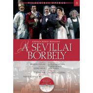 Világhíres operák sorozat, 6. kötet - A sevillai borbély - Zenei CD melléklettel