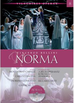 Világhíres operák sorozat, 8. kötet - Norma - Zenei CD melléklettel