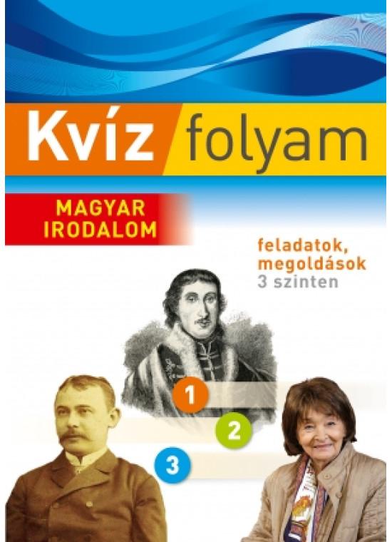 Kvízfolyam - Magyar irodalom