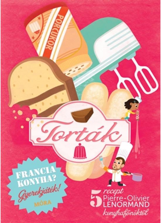 Torták - Francia Konyha