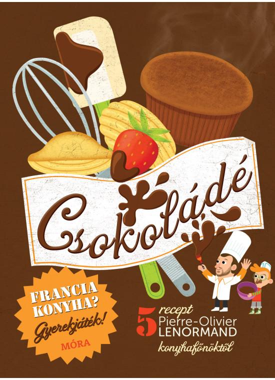 Csokoládé  - Francia konyha