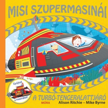 Misi szupermasinái - A turbó-tengeralattjáró