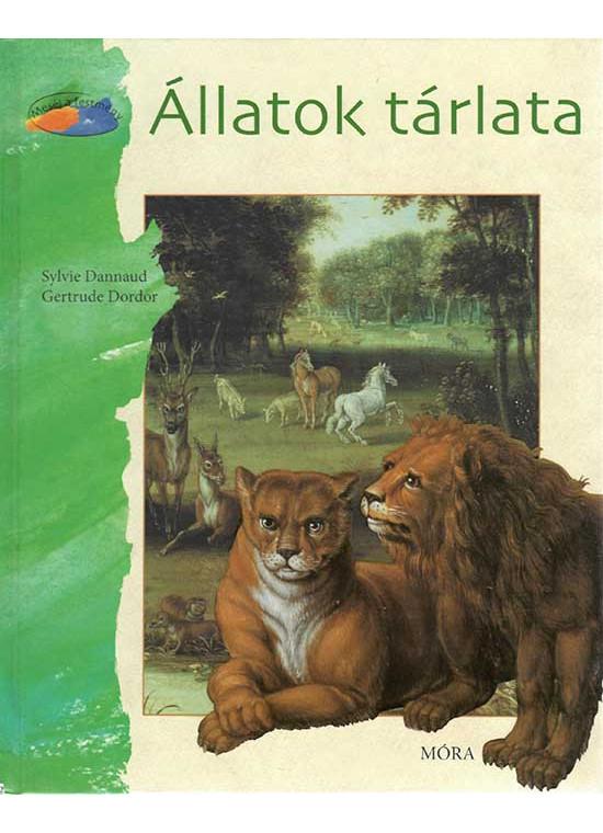 Mesél a festmény / Állatok tárlata