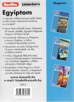 Berlitz zsebkönyv / Egyiptom