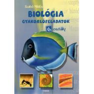 Biológia gyakorlófeladatok - 6. osztály