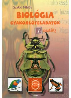 Biológia gyakorlófeladatok - 7. osztály