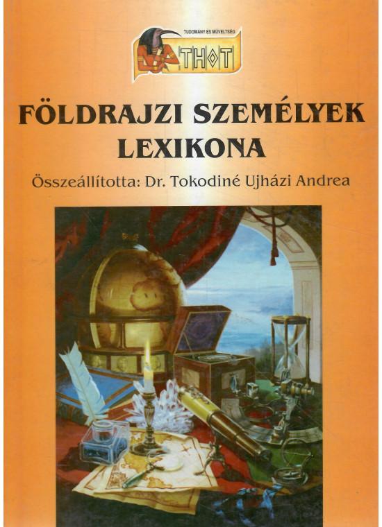 Földrajzi személyek lexikona