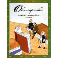 Olvasópróba - irodalmi rejtvényfüzet 12 éves kortól