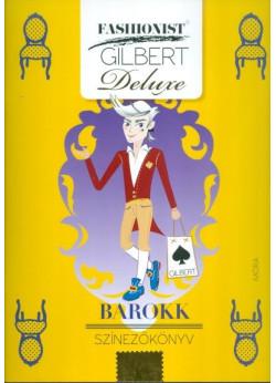Barokk színező - Fashionist Gilbert Delux