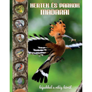 Kertek és parkok madarai  - képekkel a világ körül