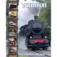 Vonatok  - képekkel a világ körül