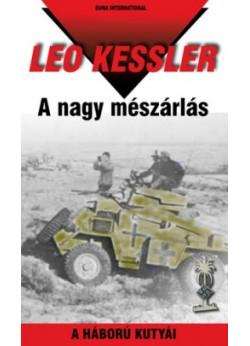 A nagy mészárlás/ A háború kutyái 2.sorozat /26.könyv