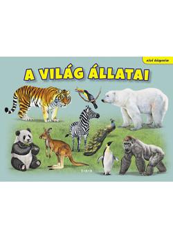 A világ állatai (első könyveim)