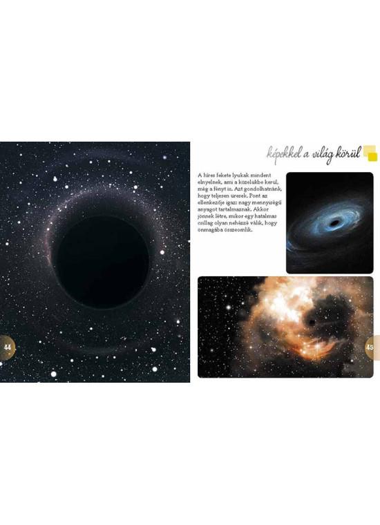 Az űr  - képekkel a világ körül