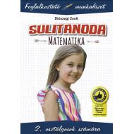 Sulitanoda matematika - 2 osztály