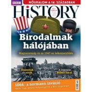 BBC History világtörténelmi magazin 7/2 - Birodalmak hálójában
