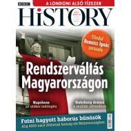 BBC History világtörténelmi magazin 9/4 - Rendszerváltás Magyarországon