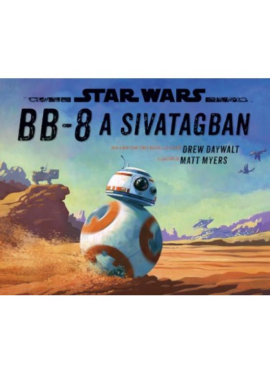 Star Wars BB-8 A sivatagban
