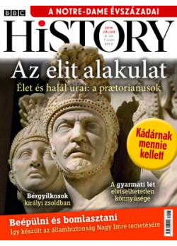 BBC History világtörténelmi magazin 9/7 - Az elit alakulat