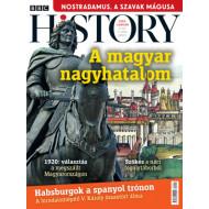 BBC History világtörténelmi magazin 10/1 - A magyar nagyhatalom