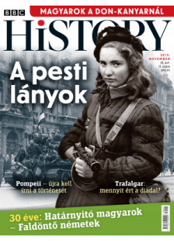 BBC History világtörténelmi magazin 9/11 - A pesti lányok