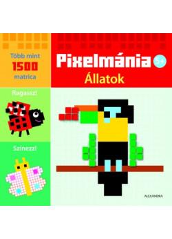 Pixelmánia - Állatok