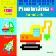 Pixelmánia - Járművek