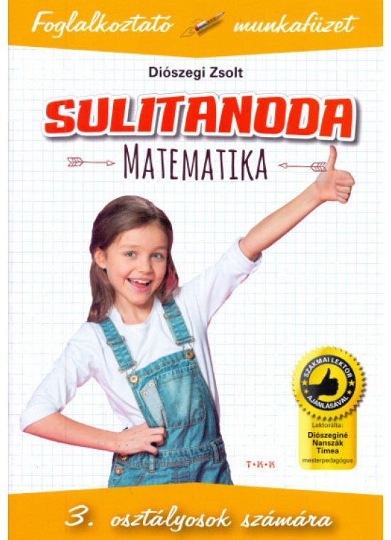 Sulitanoda matematika 3. osztályosok számára