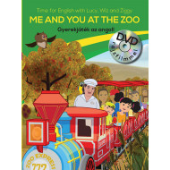 Time for english - me and you at the zoo
