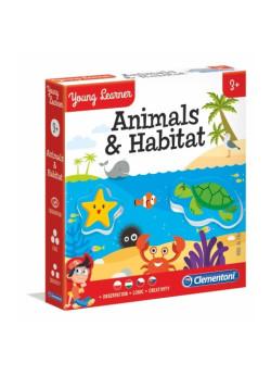 Clementoni - Animals & Habitat